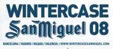 Logo del Wintercase 2008
