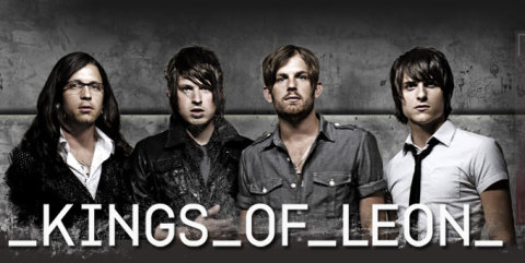 El grupo Kings of Leon