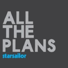 Caratula del All The Plans de Starsailor