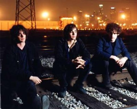 El grupo Black Rebel Motorcycle Club