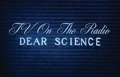 Portada del disco de TV on the Radio, Dear Science