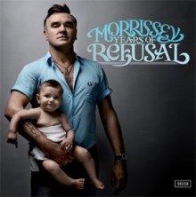 Caratula del próximo Years of Refusal de Morrissey