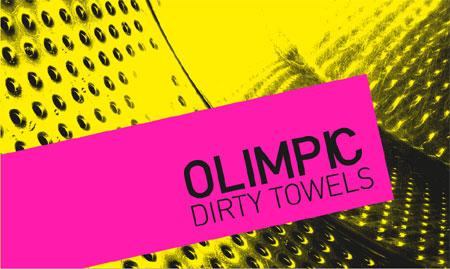 Portada del disco de debut de Olimpic