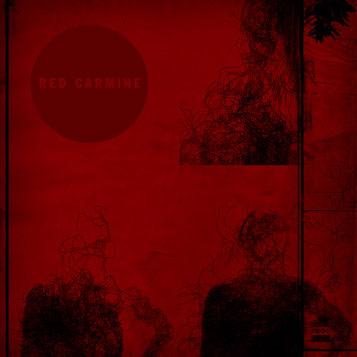 Portada del EP de Red Carmine