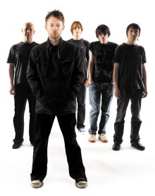 El grupo Radiohead