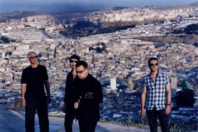 Imagen promocional de U2