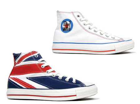 Zapatillas Chuck Taylor The Who