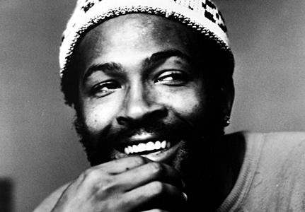Cantante con gran autoestima, el gran Marvin Gaye