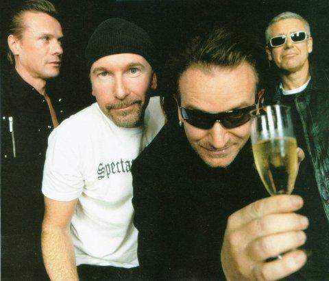 El grupo U2