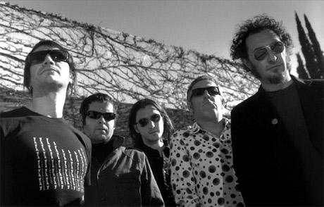 El grupo musical Los Planetas