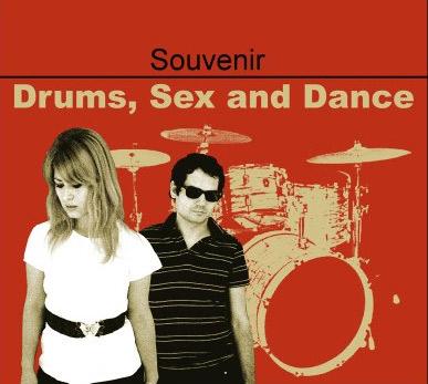 Portada del nuevo disco de Souvernir (2009)