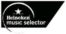 Logo de Heineken Music Selector