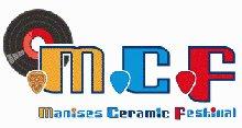 Logo del Manises Ceramic Festival