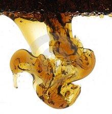 Agua y aceite juntos pero no revueltos