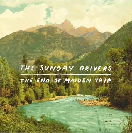 Portada del nuevo disco de The Sunday Drivers