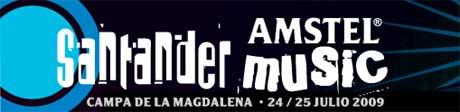 Santander Music 2009