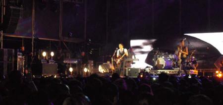 Placebo en el Bilbao BBK Live 2009