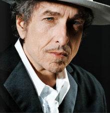 El cantante Bob Dylan