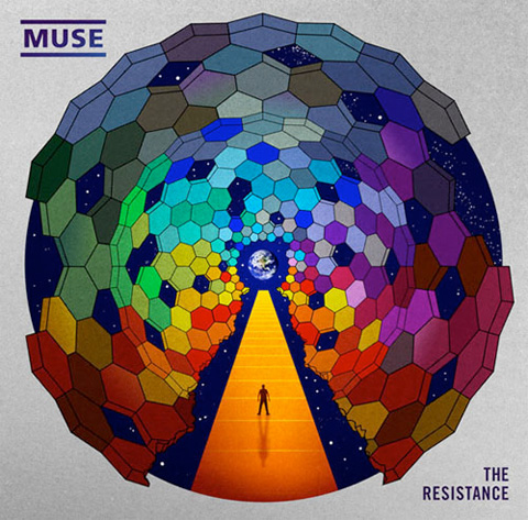Portada del nuevo disco de Muse