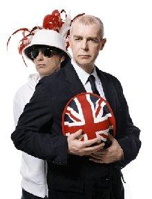 El dúo británico Pet Shop Boys