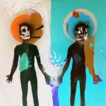 Portada del EP Splitting The Atom de Massive Attack