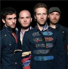El grupo Coldplay