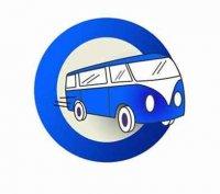 Logo de La Furgoneta Azul