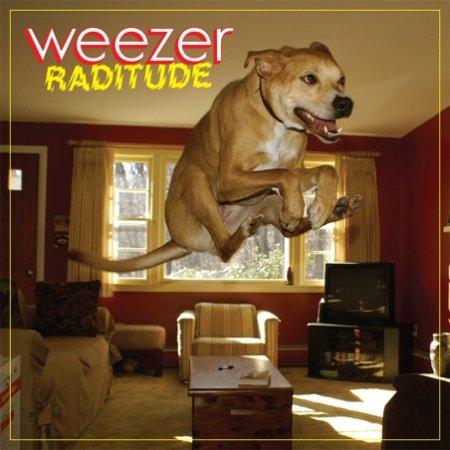 Portada del nuevo disco de Weezer titulado Raditude