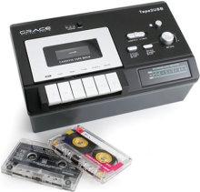 TapeWriter, convirtiendo cassettes a mp3