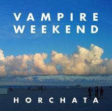 Imagen promocional del tema Horchata de Vampire Weekend