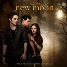 Carátula de la banda sonora de la película Luna Nueva