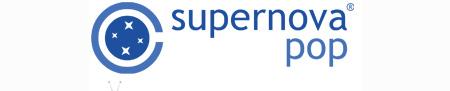 Logo de Supernovapop