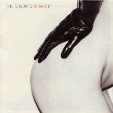 Portada del Is This It de The Strokes, mejor disco de la década para la NME