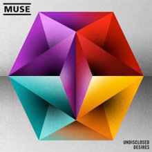 Portada del single Undisclosed Desires de Muse