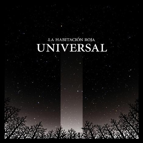Portada del nuevo disco de La Habitación Roja, Universal