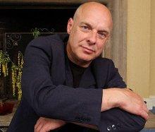El músico y productor Brian Eno