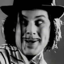 El artista Jack White