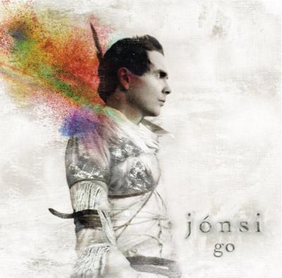 Portada del disco Go de Jonsi
