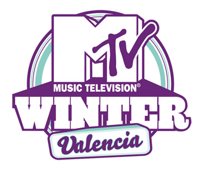 Logo MTV Winter Valencia 2010