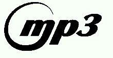 Logo del formato MP3