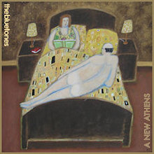 Portada del nuevo disco, A New Athens, de The Bluetones