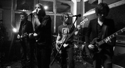 La banda francesa Phoenix