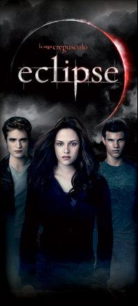 Imagen promocional de la película Eclipse de la saga Crepúsculo