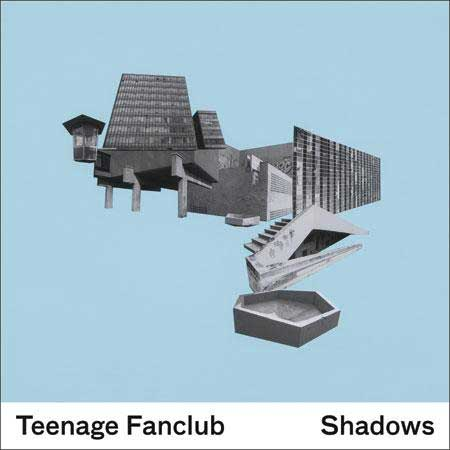 Portada de 'Shadows', nuevo disco de TFC