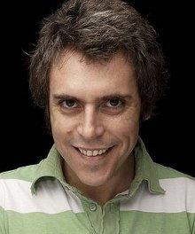 El cantante Iván Ferreiro