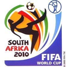 Logo del Mundial 2010 de Sudafrica