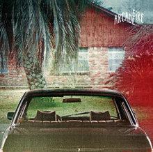 Portada del disco The Suburbs de Arcade Fire