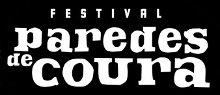 Logo del festival portugués Paredes de Coura