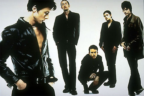 La banda Suede