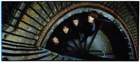 El grupo Beady Eye